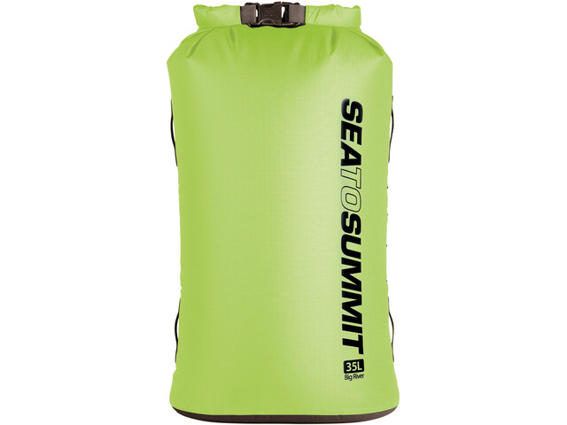 Sea to Summit Big River Bolsa seca L, green